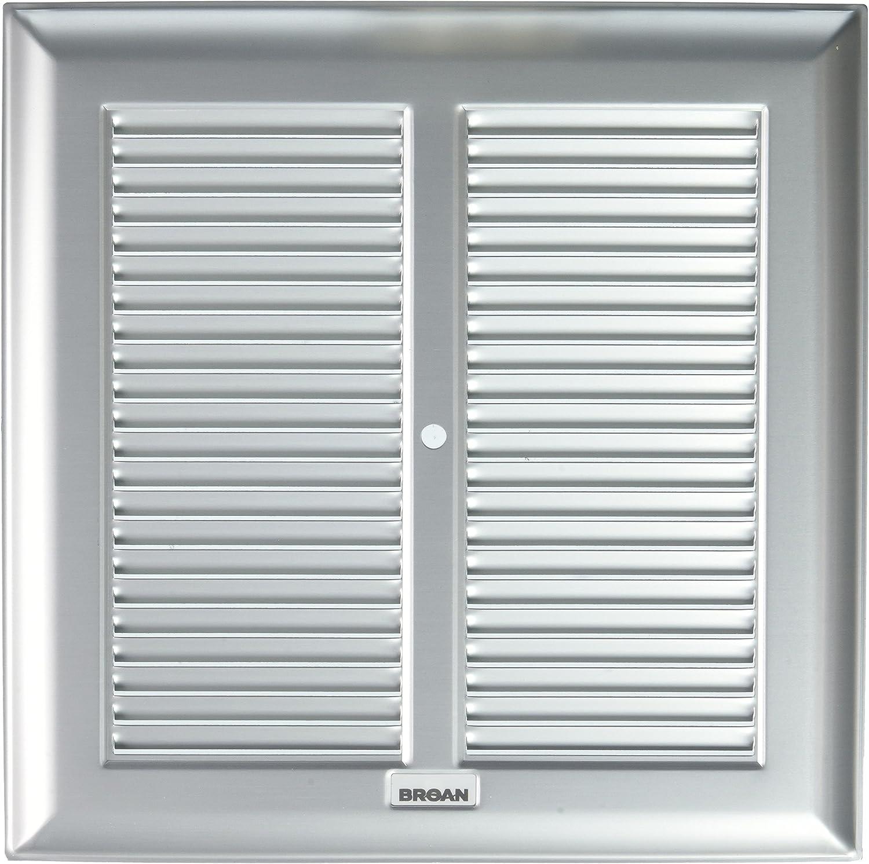 Nutone Bp24 Broan Grille Metal Bath Fan Bathroom Exhaust Fan Covers Amazon Com