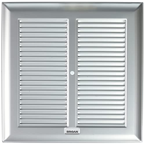 Nutone Bathroom Fan Replacement Grille: Kitchen Exhaust Fan Cover: Amazon.com