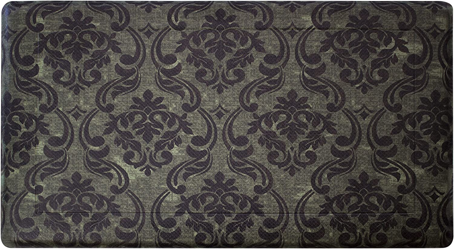 Chef Gear Natural Product HD Printed Kitchen Rug 20x32