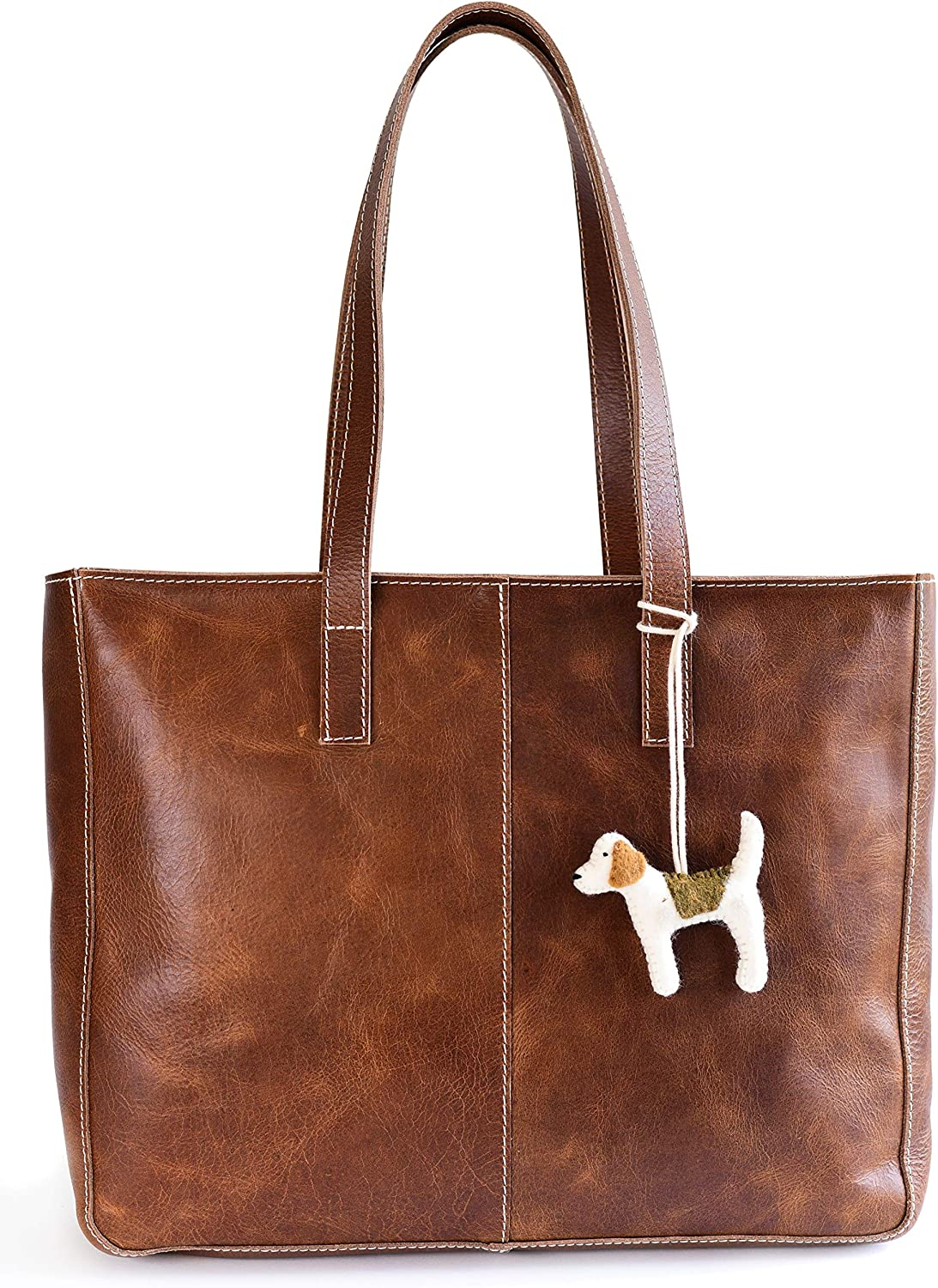 Women s Vintage Genuine Leather Tote Bag for Women – Brown Leather Purse Handbag for Women