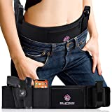 Bulletproof Bunny Ultimate Belly Band Holster for Concealed Carry for Women | Fits Glock 17-43x, S&W, Shield, Sig Sauer, Ruge
