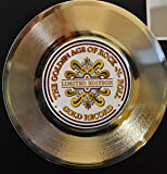 Barbra Streisand 24Kt Gold Record Reproduction