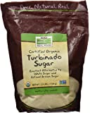 Turbinado Sugar Organic Non-GE 2.50 Pounds