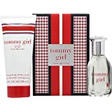 Tommy Hilfiger Tommy Girl Eau De Toilette Spray and Body Wash Gift Set for Her