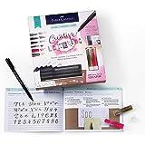 Faber-Castell Creative Lettering Kit - Hand Lettering For Beginners