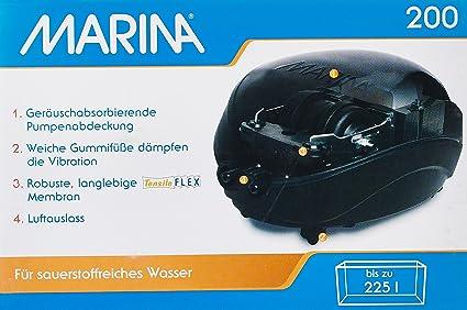 Aquariums & Tanks Twin Marina Air Pump 200l