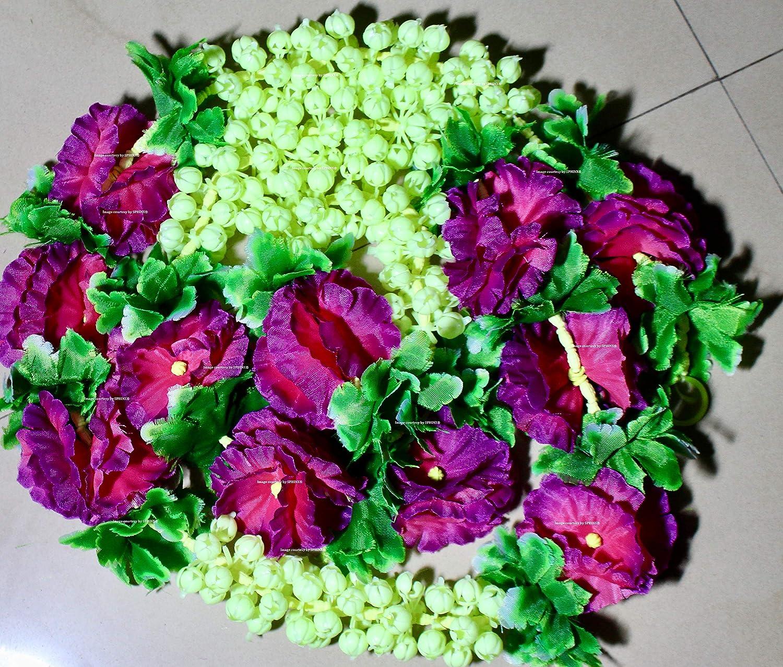 Buy Sphinx Artificial Jasmine Flowers Garlands For Decoration 5