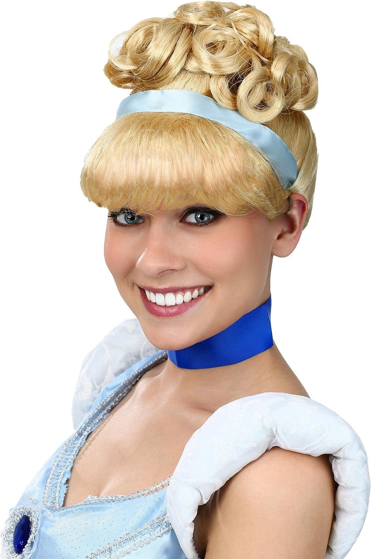 Fun Costumes Womens Cinderella Wig