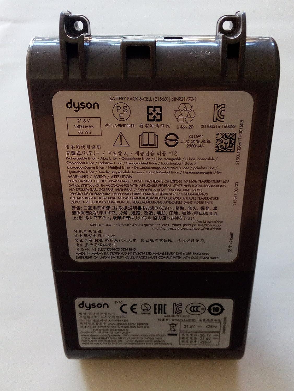 Acquisto Batteria per aspirapolvere originale Dyson V8 SV10 967834-02 21,6V 2800 mAh 65Wh Prezzo offerta