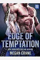 Edge of Temptation: (Viking Dystopian Romance) Kindle Edition