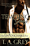 Tempting Gray - Book #2 (The Untouchables series)