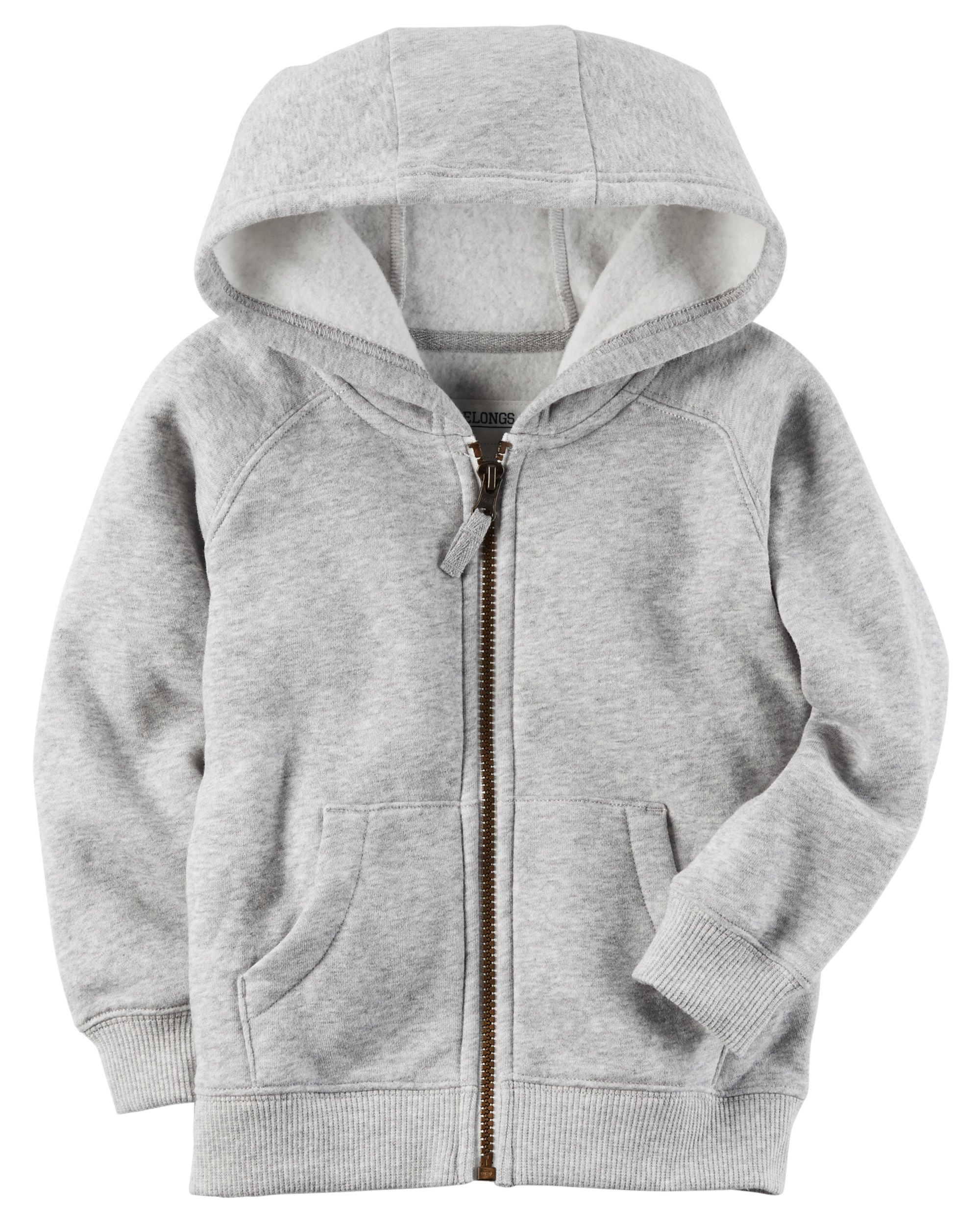 Carter's Baby Boys' Cardigan 18 Months, Gray by Carter's