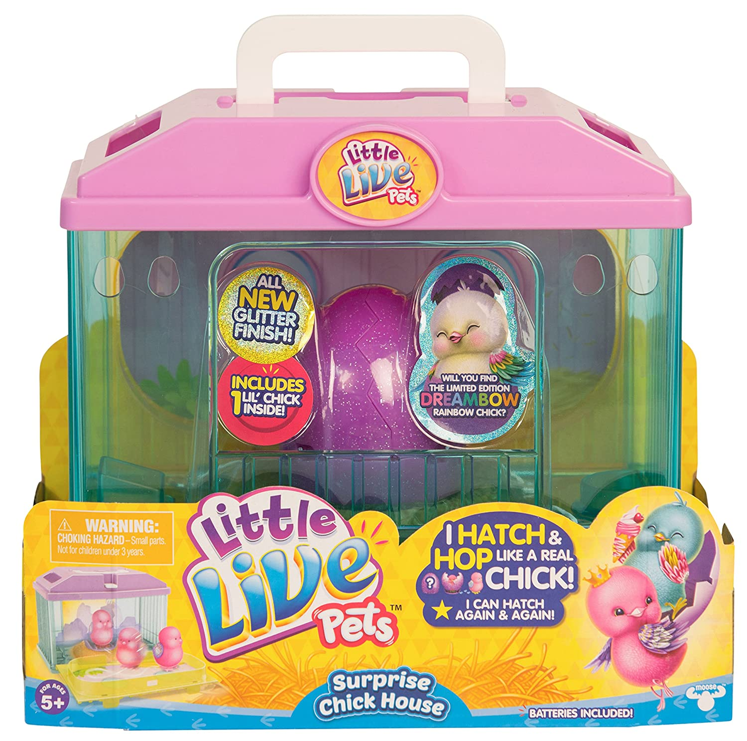 Little Live Pets Surprise Chick ONLY $10.50 (Reg. $25)