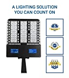 Hyperikon LED Shoebox Pole Light, 300W