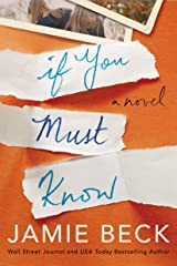 If You Must Know: A Novel (Potomac Point Book 1) Kindle Edition