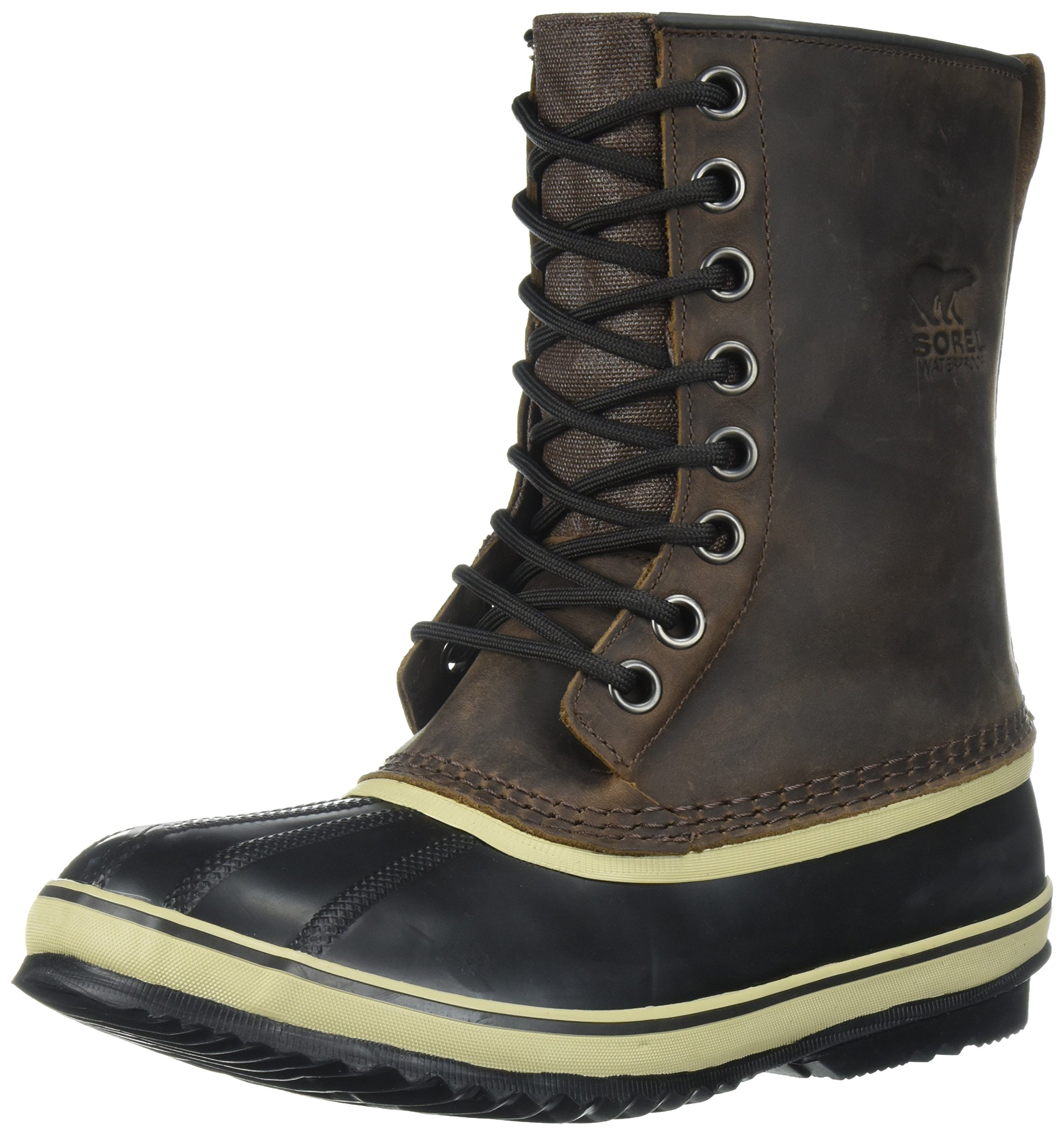 Sorel Men's 1964 Premium T Snow Boot, Tobacco, 11.5 D US