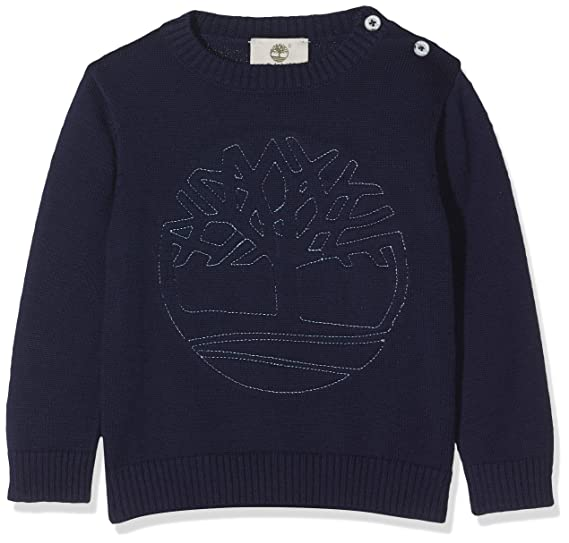 ff8c83817e4b Timberland Baby Boys  Pull Jumper  Amazon.co.uk  Clothing