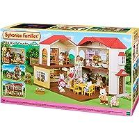 Sylvanian Families- Casa con luces, Multicolor (EPOCH 5302)