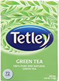 Tetley Green Tea, 72 Tea Bags, Packaging may vary