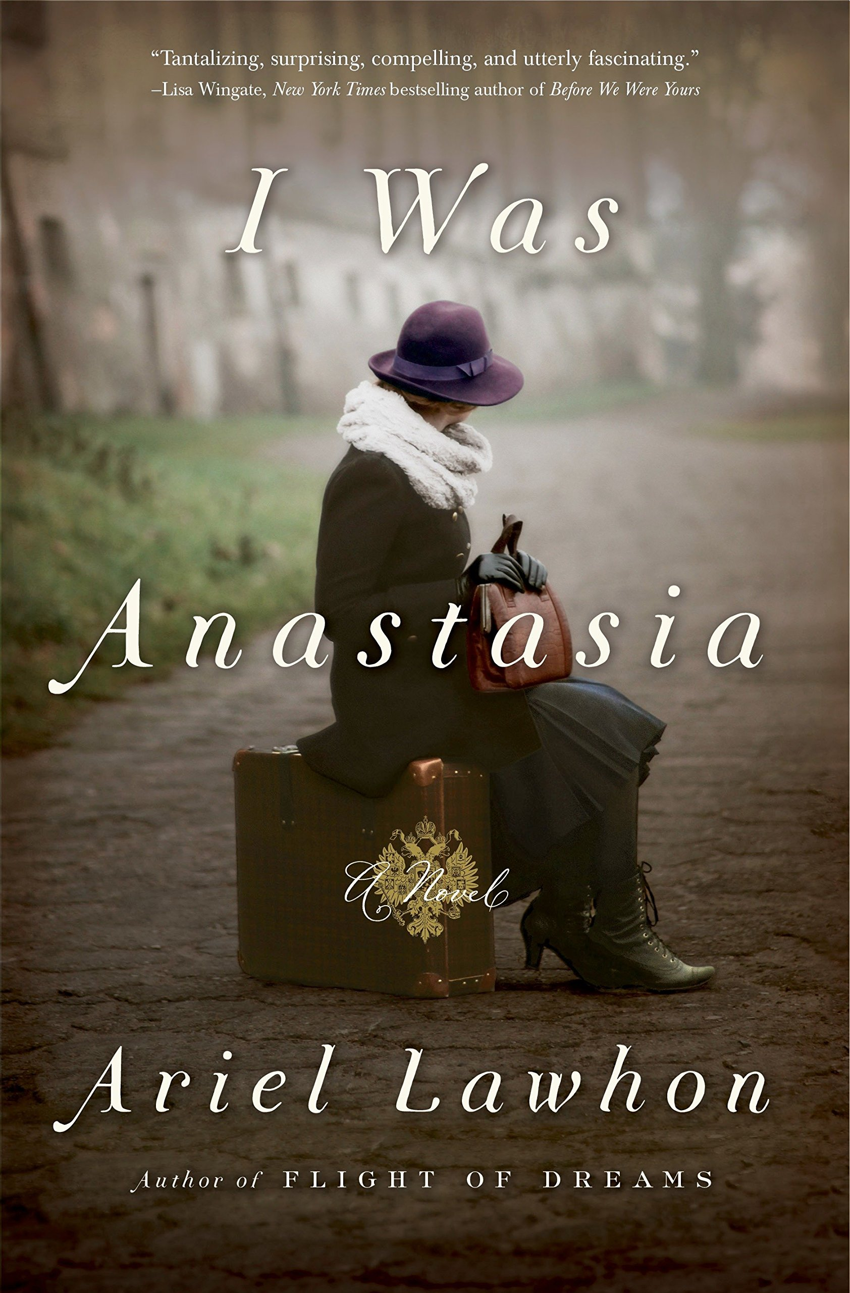 Amazon.com: I Was Anastasia: A Novel (9780385541695): Lawhon, Ariel: Books