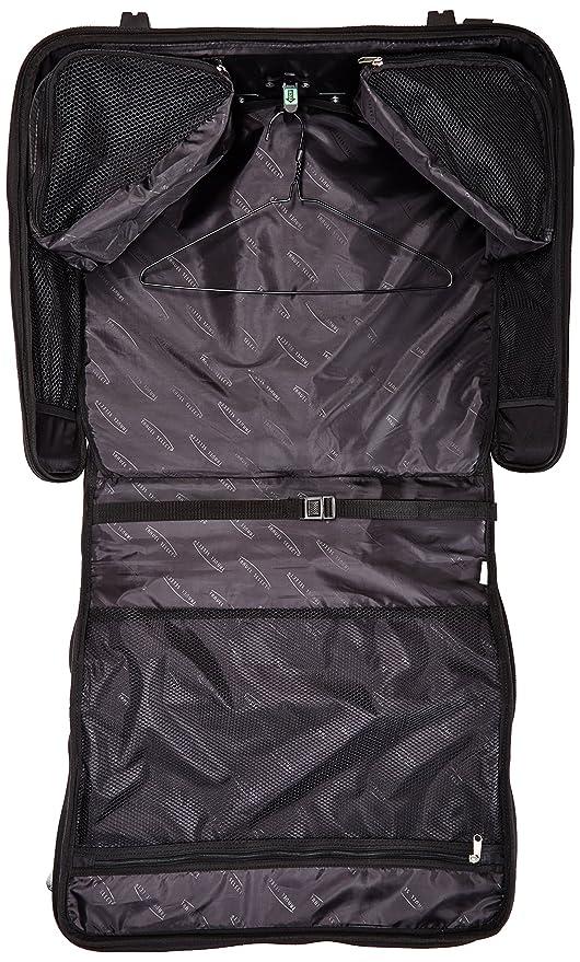 Amazon.com   Travel Select Amsterdam Rolling Garment Bag Wheeled Luggage  Case, Black (23-Inch)   Garment Bags 2814c72006