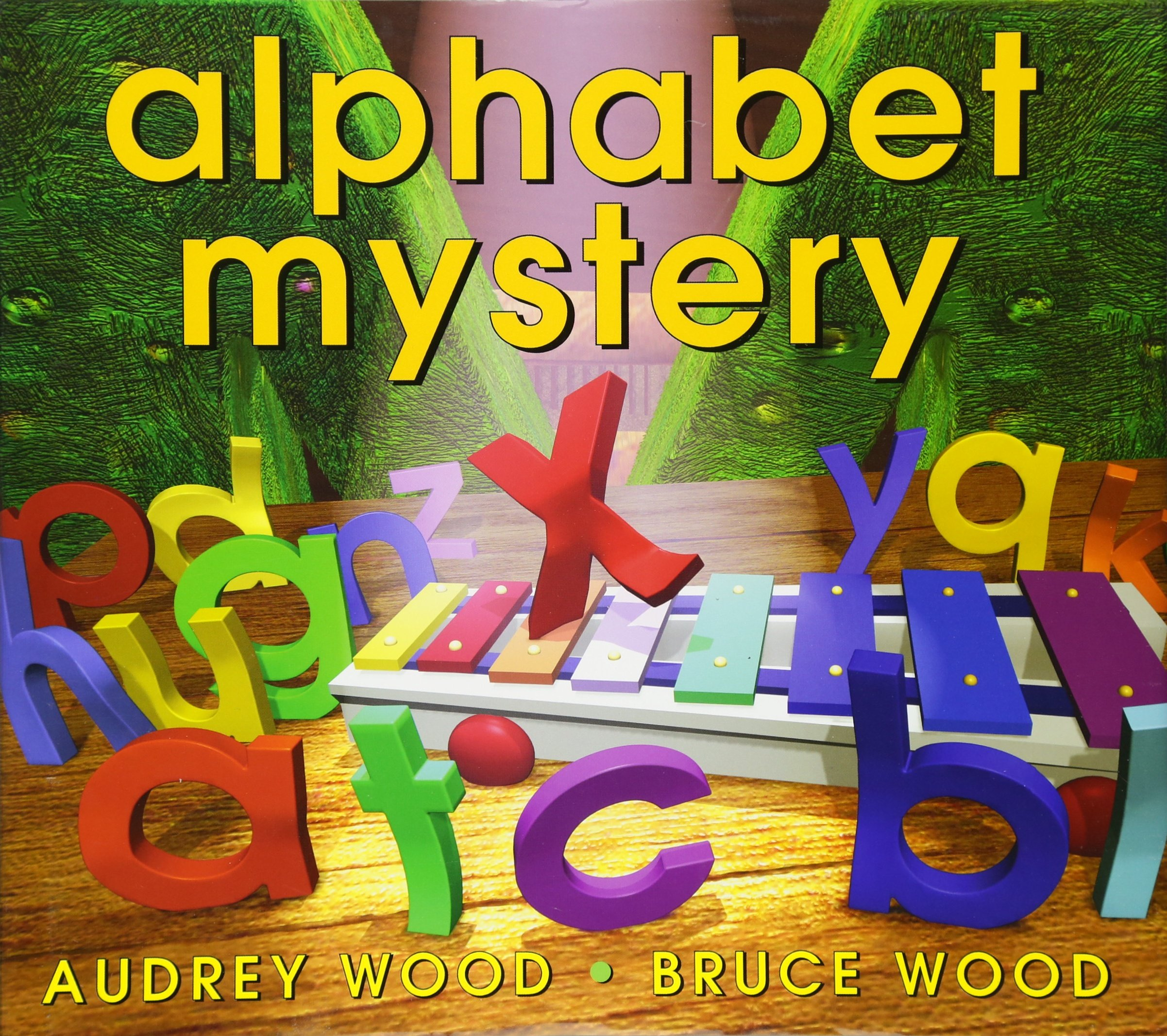 Amazon.com: Alphabet Mystery (9780439443371): Wood, Audrey, Wood, Audrey,  Wood, Bruce: Books