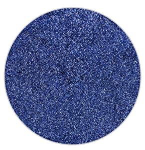 Ultimate Baker All Natural Sapphire Food Color Shine - Kosher Sapphire Food Coloring Powder for Glossy Airbrush or Gel Paste Cake Decorating (12grams)