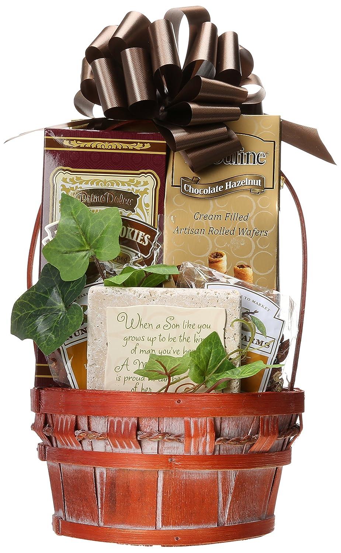 Gift Basket Village Mothers and Sons Gift Basket 91HBMQ4XyeL._SL1500_