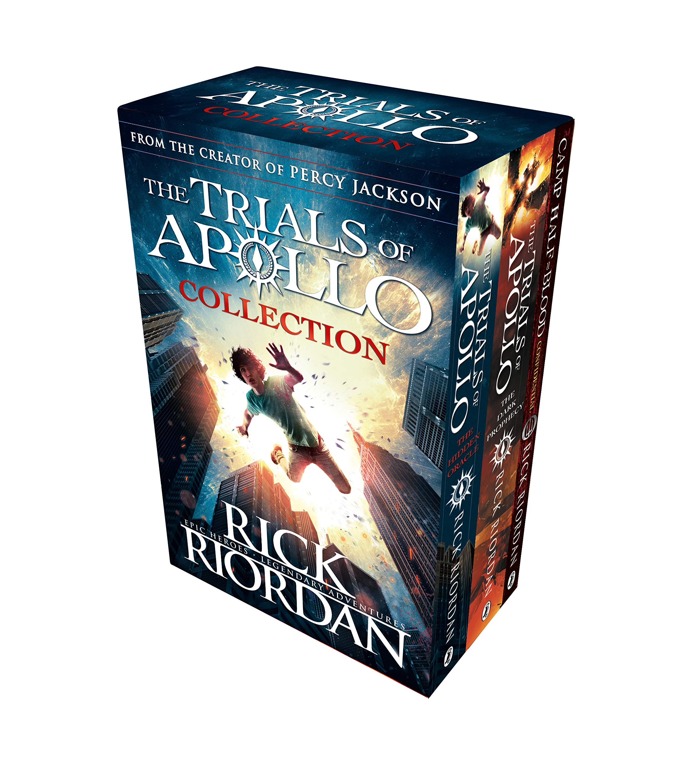0d26e0958efd Buy Trials of Apollo Collection Book Online at Low Prices in India ...