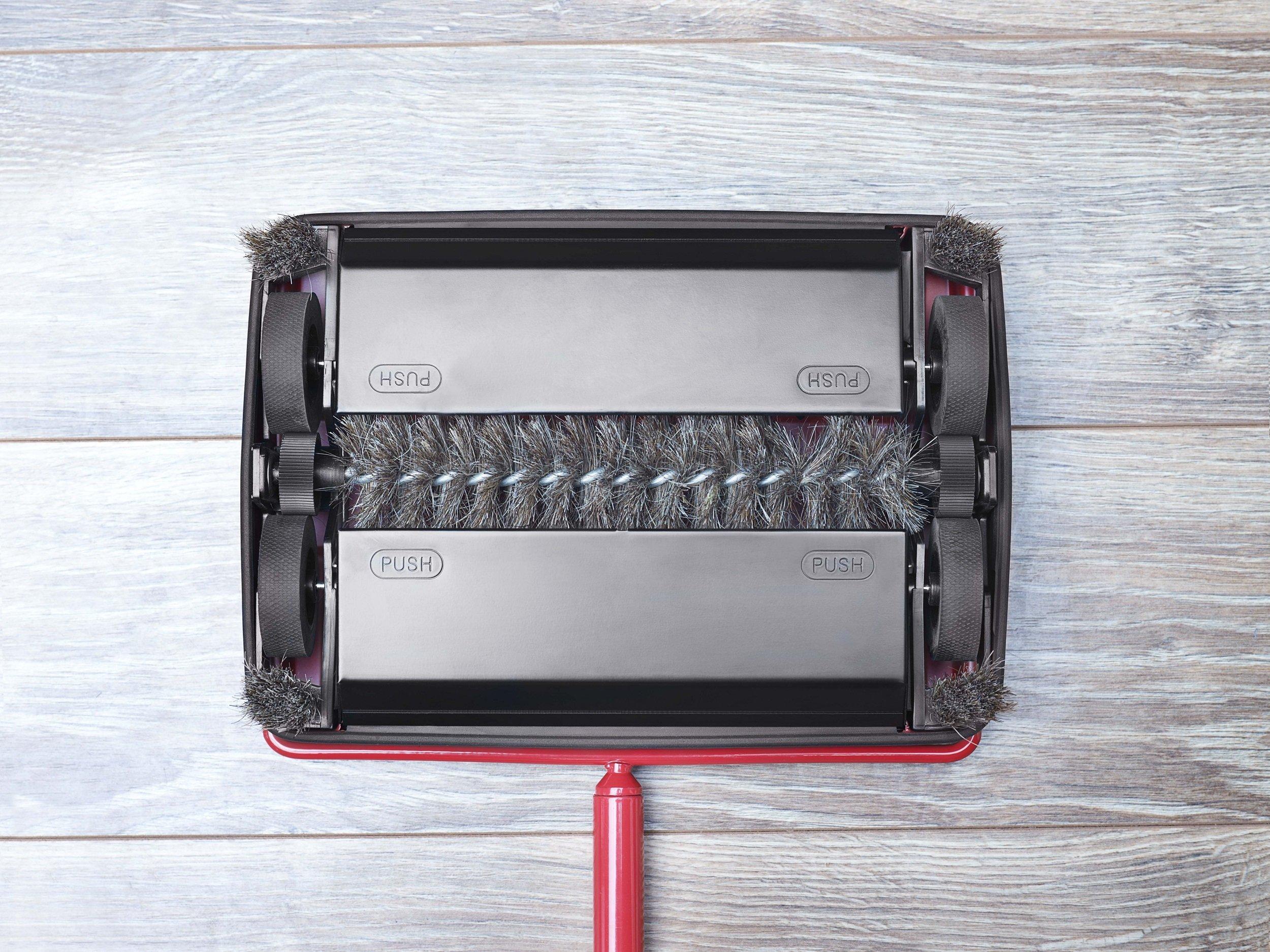 Fuller Brush Electrostatic Carpet Floor Sweeper 9