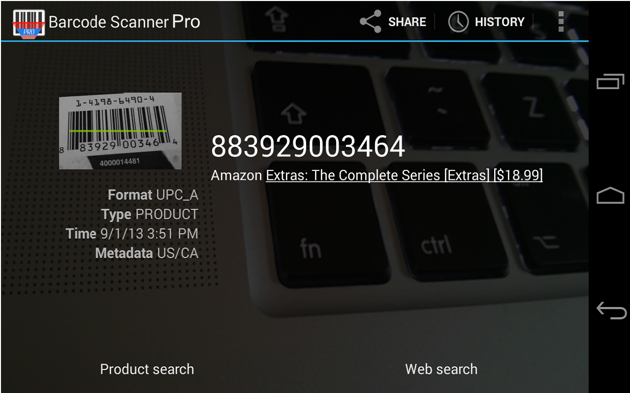 qr code scanner pro apk