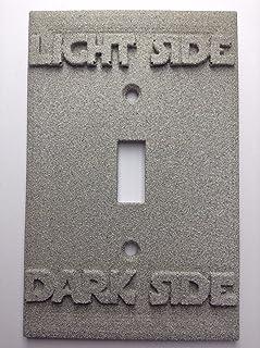 Star Wars (Light/Dark Side) Light Switch Cover (Custom) (Stone & Amazon.com: Plasticolor Star Wars Stormtrooper Garage Stool ... islam-shia.org