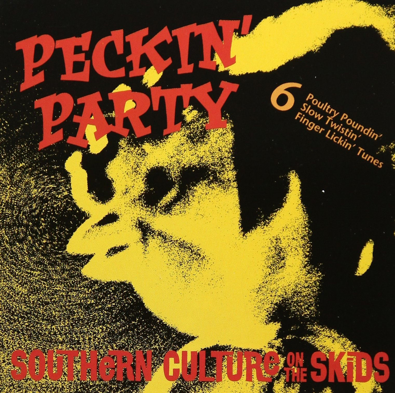 Peckin' Party by Safe House
