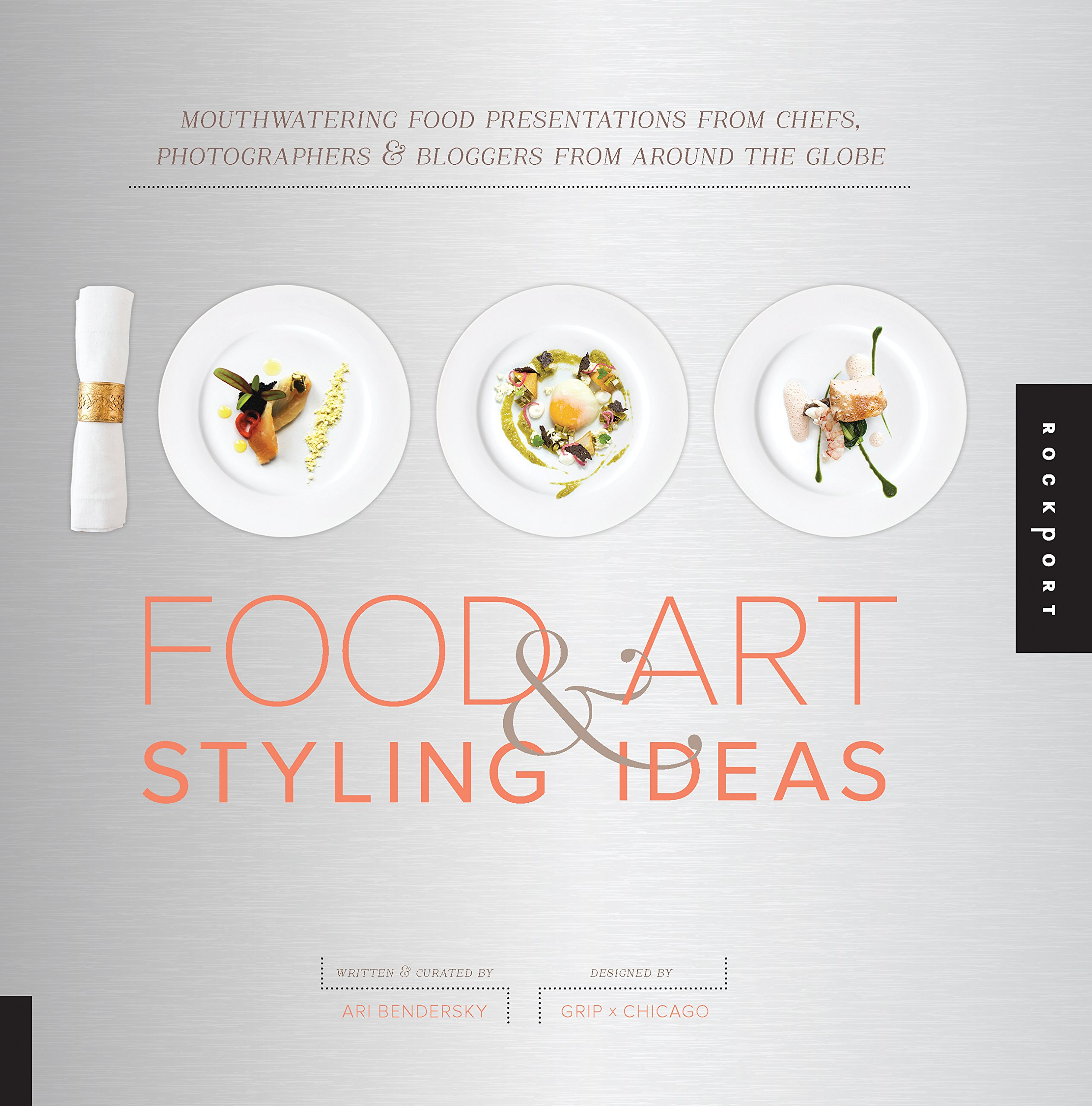 Amazon com: 1,000 Food Art and Styling Ideas: Mouthwatering