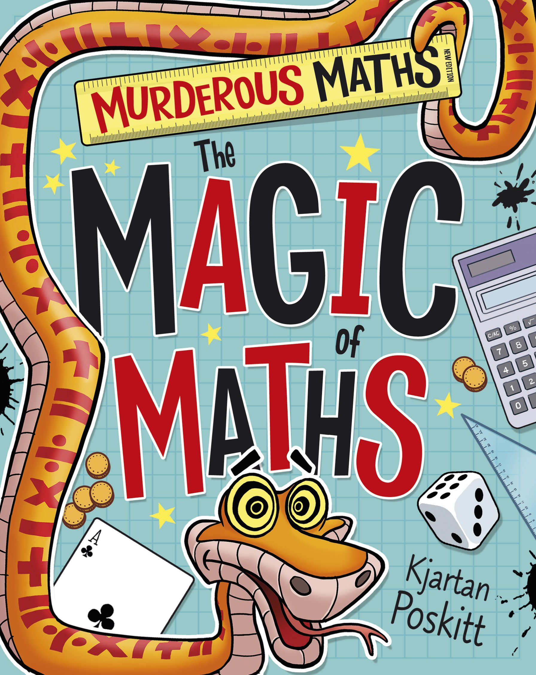 Buy The Magic of Maths (Murderous Maths) Book Online at Low Prices ...