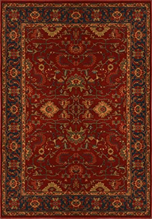 Home Dynamix 1 HD4765217 Antiqua Collection Transitional Area Rug, 7 Feet 8