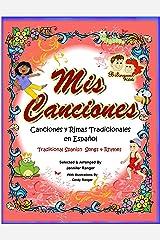 Mis Canciones (Spanish Edition) Kindle Edition