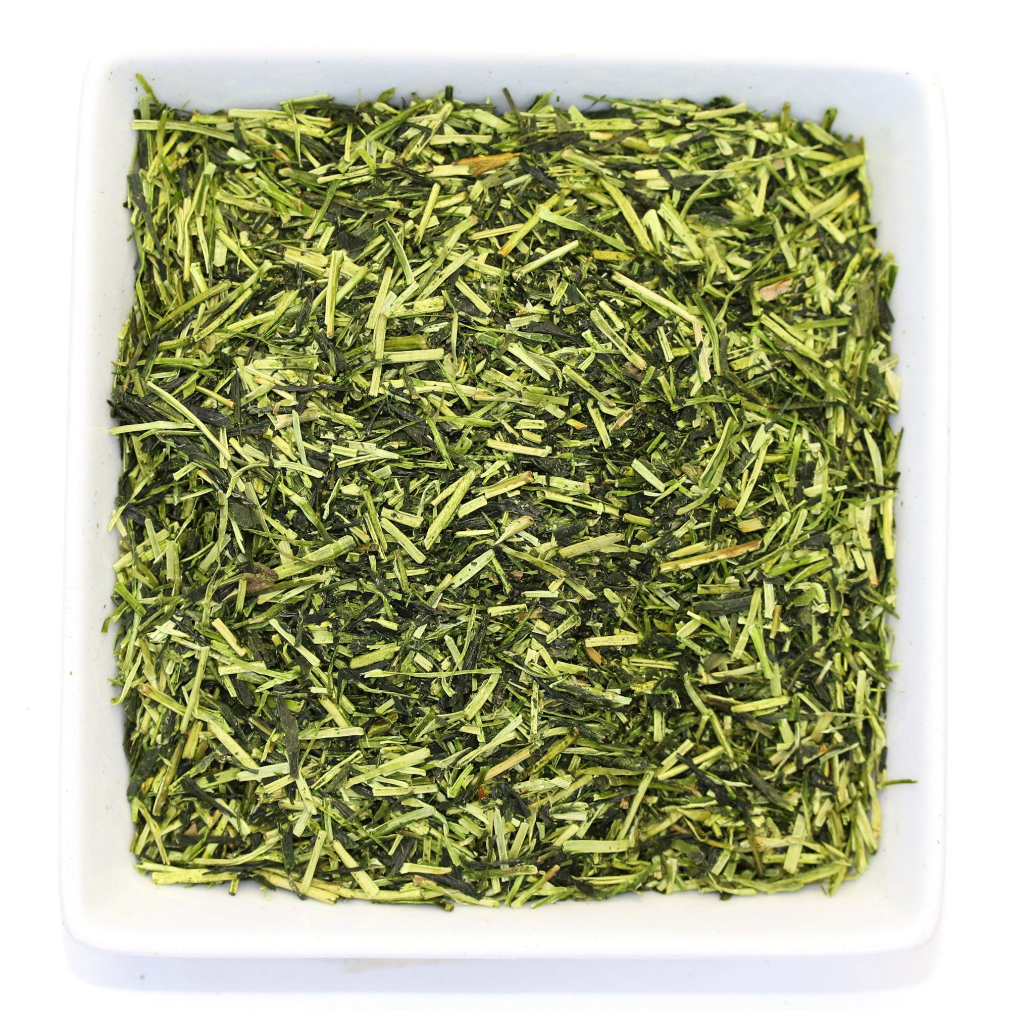 Tealyra - Premium Kukicha Twig Kabuse - Japanese Green tea - Organically Grown - Loose Leaf Tea - Mild Slightly Nutty Flavour - High Level of Antioxidants - Caffeine Level Low - 100g