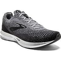 Brooks Men's Levitate 2 Road Running Shoes, Black/Grey/Ebony