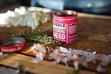 Montana Mex Chile Seasoning Blend, Sachet: Amazon.com ...