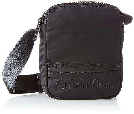 Mini Bag Cross Klein Herren Calvin Matthew Schwarz Body O0wkP8n