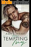 Tempting Ivy: An Older Woman Younger Man Rockstar Romance (Damaged Souls Golden Hearts Book 3)