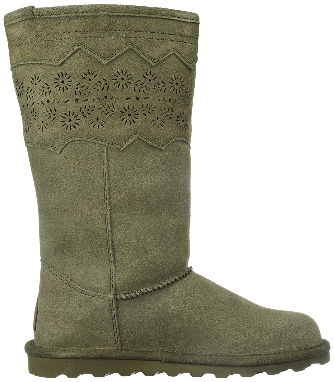 BEARPAW Women's Shana Fashion Boot B06XY9L5SD 11 B(M) US|Olive
