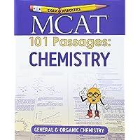 Examkrackers Mcat 101 Passages: Chemistry: General & Organic Chemistry