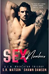 Sex in Numbers (S.I.N. Rock Star Trilogy - Book 1)