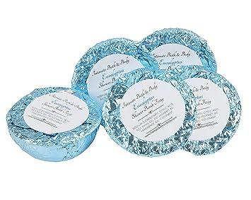 74255aa1b0e Amazon.com   Shower Bomb Fizzies! 5 Pack Aromatherapy Shower ...