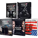 House of Cards (The Complete Season 1-5) (Blu-ray) (Boxset)