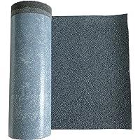 Gartenpirat rollo fieltro bituminoso autoadhesivo 2,5m² gris
