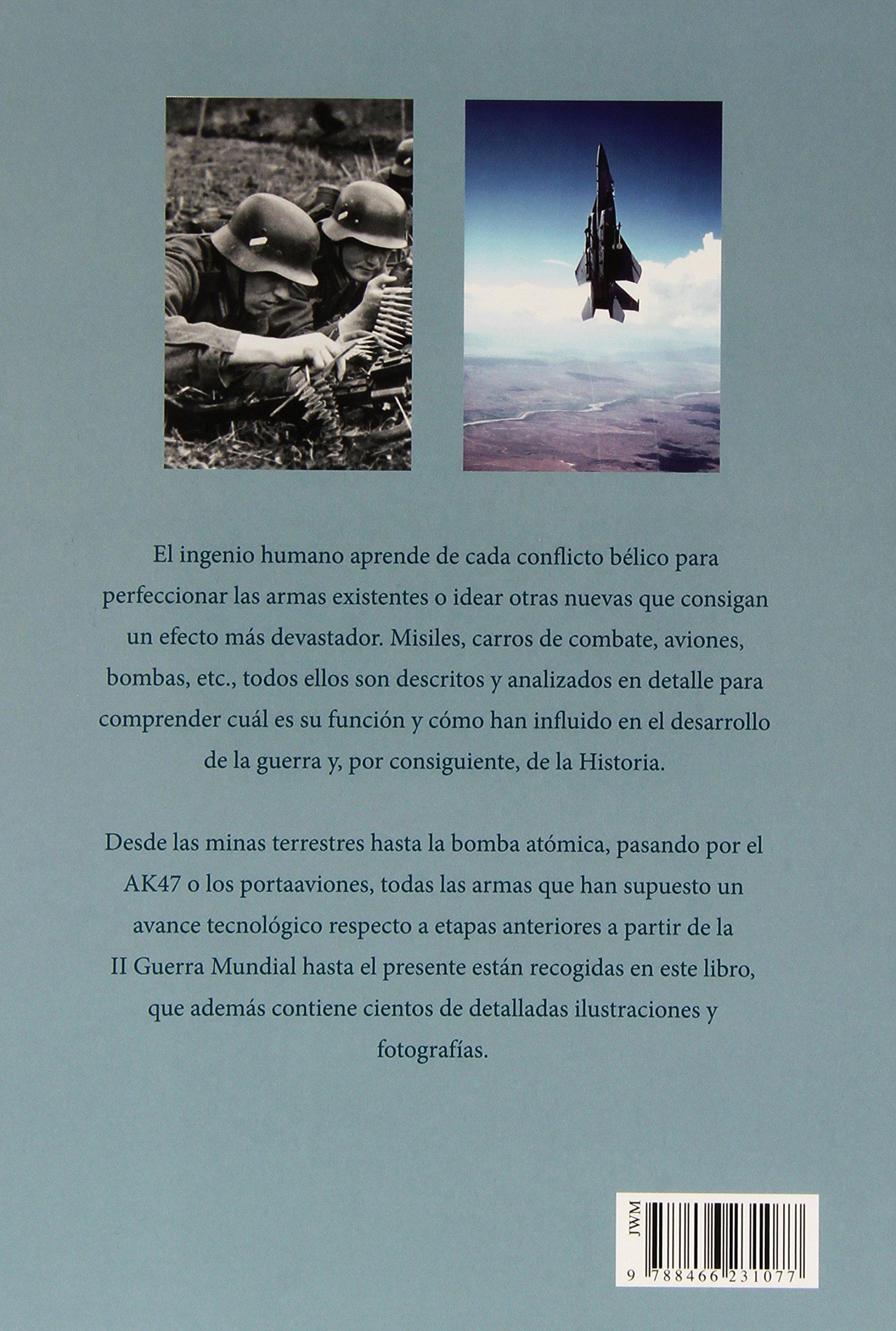 Armas Que Cambiaron La Historia De La Guerra Maquina Militar: Amazon.es: Chris Mcnab: Libros
