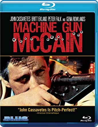 Machine Gun Mccain Blu Ray